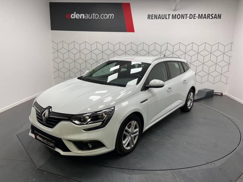 Renault Megane Estate IV ESTATE BUSINESS Blue dCi 115 Blanc occasion à Mont de Marsan