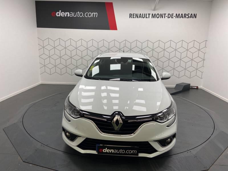 Renault Megane Estate IV ESTATE BUSINESS Blue dCi 115 Blanc occasion à Mont de Marsan - photo n°15