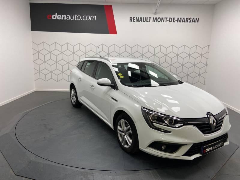Renault Megane Estate IV ESTATE BUSINESS Blue dCi 115 Blanc occasion à Mont de Marsan - photo n°16