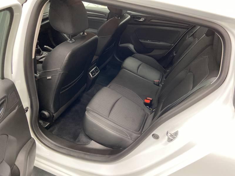 Renault Megane Estate IV ESTATE BUSINESS Blue dCi 115 Blanc occasion à Mont de Marsan - photo n°8
