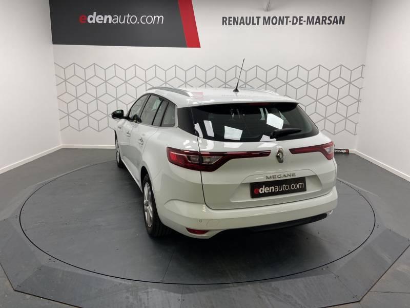 Renault Megane Estate IV ESTATE BUSINESS Blue dCi 115 Blanc occasion à Mont de Marsan - photo n°13