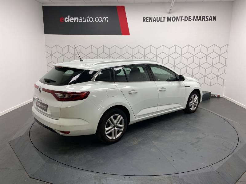 Renault Megane Estate IV ESTATE BUSINESS Blue dCi 115 Blanc occasion à Mont de Marsan - photo n°18