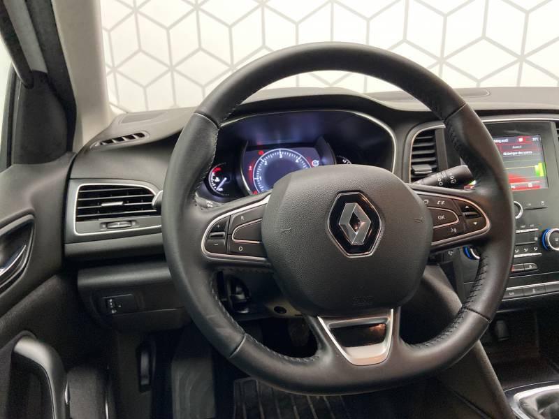 Renault Megane Estate IV ESTATE BUSINESS Blue dCi 115 Blanc occasion à Mont de Marsan - photo n°9