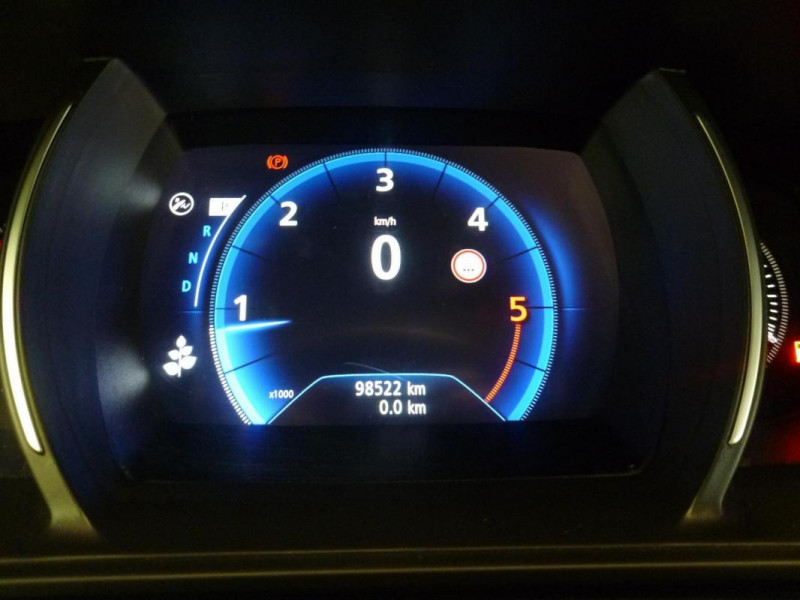 Renault Megane Estate IV ESTATE BUSINESS dCi 110 Energy Bleu occasion à LOUDEAC - photo n°14