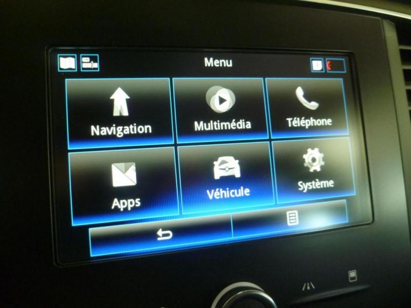 Renault Megane Estate IV ESTATE BUSINESS dCi 110 Energy Bleu occasion à LOUDEAC - photo n°13
