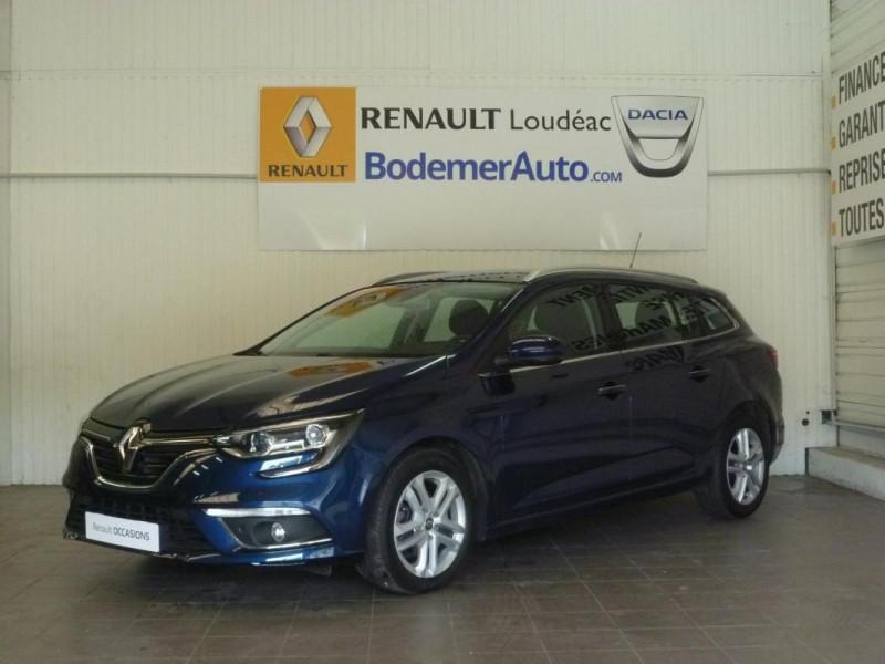 Renault Megane Estate IV ESTATE BUSINESS dCi 110 Energy Bleu occasion à LOUDEAC