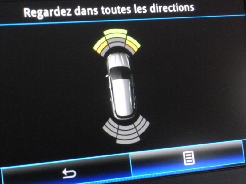 Renault Megane Estate IV ESTATE BUSINESS dCi 110 Energy Bleu occasion à LOUDEAC - photo n°12