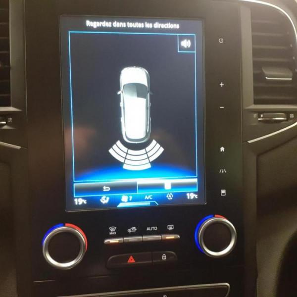 Renault Megane Estate IV ESTATE dCi 110 Energy Intens Gris occasion à SAINT-LO - photo n°8