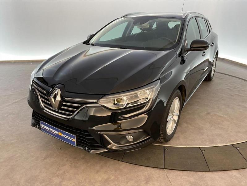Renault Megane Estate IV ESTATE dCi 110 Energy Zen Noir occasion à Saint-Grégoire