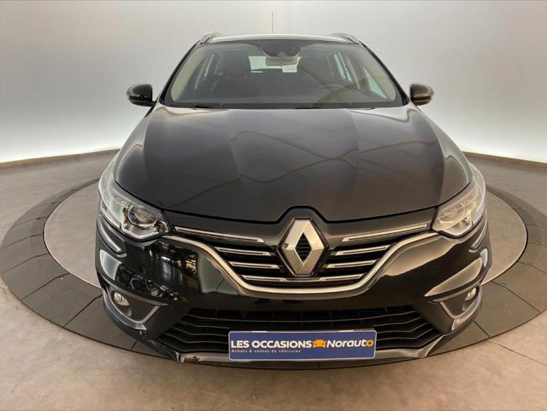 Renault Megane Estate IV ESTATE dCi 110 Energy Zen Noir occasion à Saint-Grégoire - photo n°2