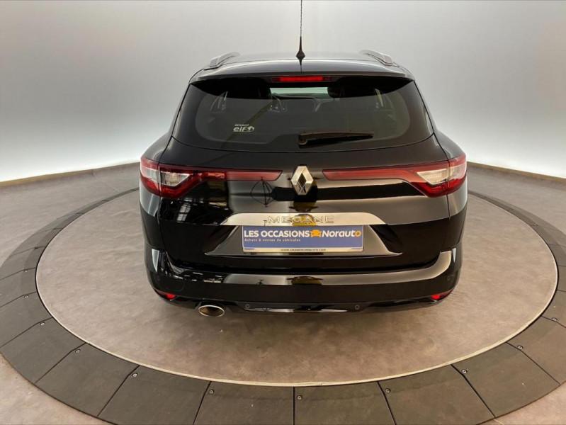 Renault Megane Estate IV ESTATE dCi 110 Energy Zen Noir occasion à Saint-Grégoire - photo n°4