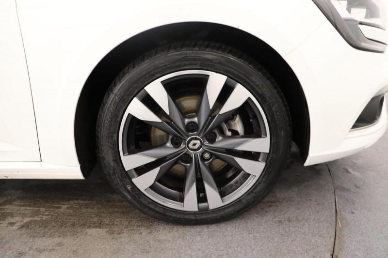 Renault Megane Estate IV ESTATE dCi 130 Energy Intens Blanc occasion à Seclin - photo n°11