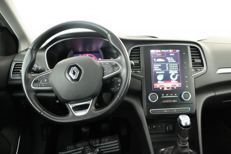 Renault Megane Estate IV ESTATE dCi 130 Energy Intens Blanc occasion à Seclin - photo n°5