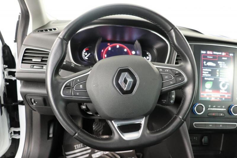 Renault Megane Estate IV ESTATE dCi 130 Energy Intens Blanc occasion à Seclin - photo n°12