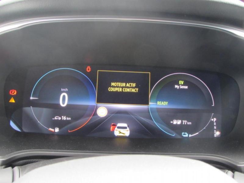 Renault Megane Estate IV ESTATE E-TECH Plug-In Hybride Blanc occasion à VALFRAMBERT - photo n°11