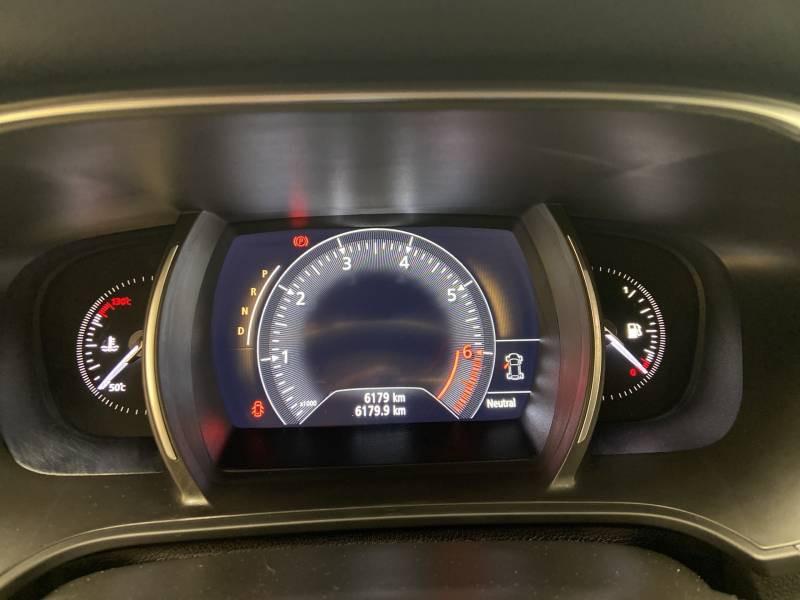 Renault Megane Estate IV ESTATE TCe 160 EDC FAP Intens Blanc occasion à Mont de Marsan - photo n°16