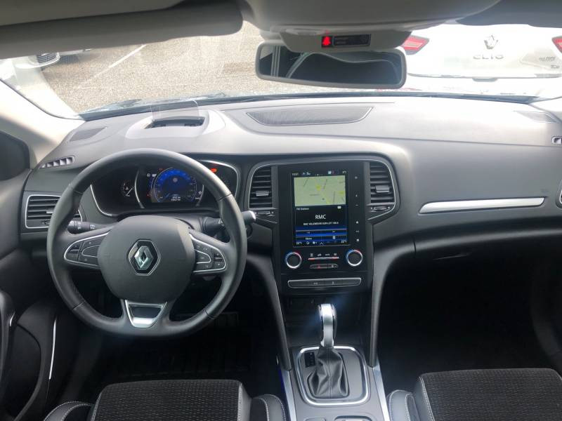 Renault Megane Estate IV ESTATE TCe 160 EDC FAP Intens Gris occasion à Villeneuve-sur-Lot - photo n°8