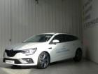 Renault Megane Estate R.S. Line E-TECH hybride rechargeable 160 Blanc à MORLAIX 29