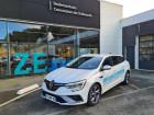 Renault Megane Estate R.S. Line E-TECH hybride rechargeable 160 Blanc à CHATEAULIN 29
