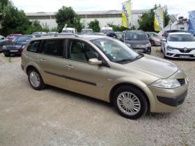 Renault Megane II 1.6 16V 110CH CONFORT AUTHENTIQUE BVA Beige occasion à Aucamville - photo n°3