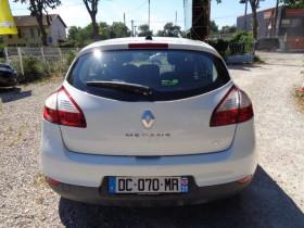 Renault Megane III 1.5 DCI 95CH LIFE ECO² Blanc occasion à Aucamville - photo n°6