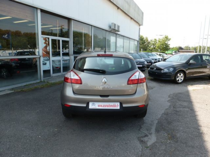 Renault Megane III 1.5 DCI110 FAP EXPRESSION ECO² Beige occasion à TOULOUSE - photo n°14