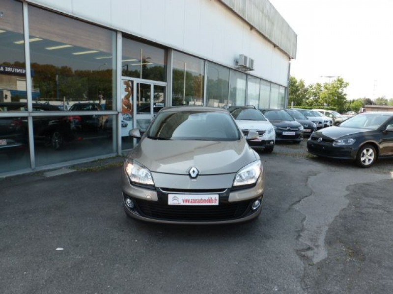 Renault Megane III 1.5 DCI110 FAP EXPRESSION ECO² Beige occasion à TOULOUSE - photo n°12