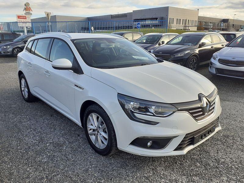 Renault Megane IV 1.3 TCE 140CH FAP INTENS EDC Blanc occasion à Ibos - photo n°7