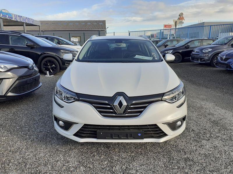 Renault Megane IV 1.3 TCE 140CH FAP INTENS EDC Blanc occasion à Ibos - photo n°8