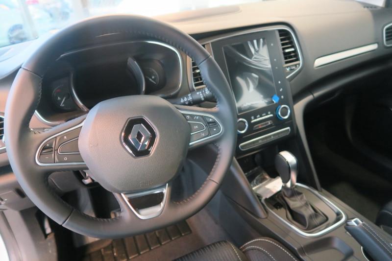 Renault Megane IV 1.5 BLUE DCI 115CH LIMITED EDC Blanc occasion à Mérignac - photo n°7