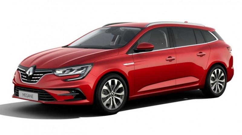 Renault Megane IV 1.5 blue dci 115cv bvm6 intens + affichage tete haute + pack Rouge occasion à Ganges