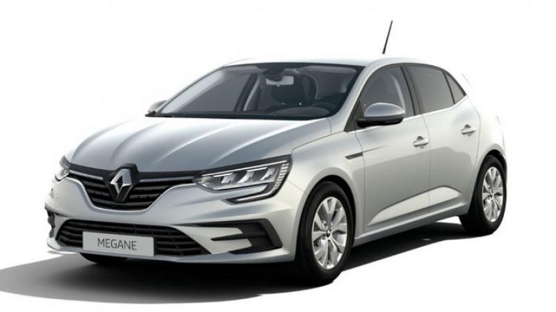 Renault Megane IV 1.5 blue dci 115cv bvm6 zen surequipee Gris occasion à Ganges