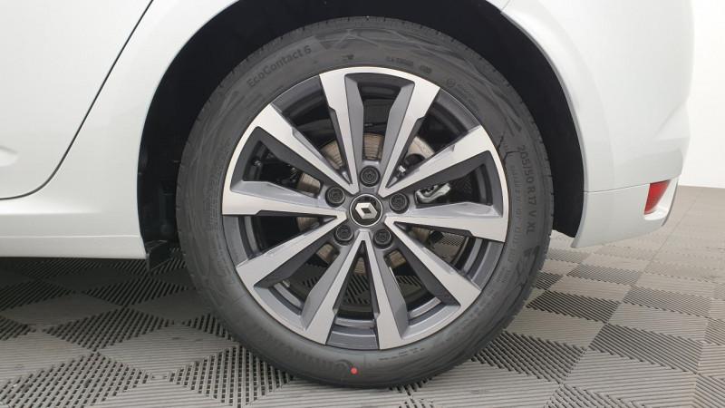 Renault Megane IV 1.5 blue dci 115cv edc rs line + affichage tete haute Blanc occasion à Ganges - photo n°7