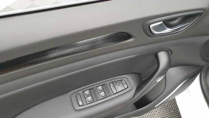 Renault Megane IV 1.5 blue dci 115cv edc rs line + affichage tete haute Blanc occasion à Ganges - photo n°12