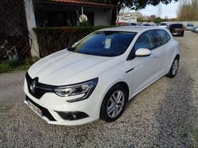 Renault Megane IV Blanc, garage AUTOS 4X4 AZUR à Aucamville