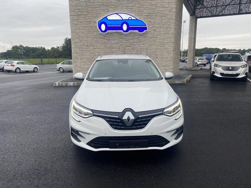 Renault Megane IV 1.6 E-TECH PLUG-IN 160CH BUSINESS Blanc occasion à Serres-Castet - photo n°7