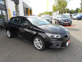 Renault Megane IV Noir, garage AUTO SMCA VERFAILLIE à Bessières