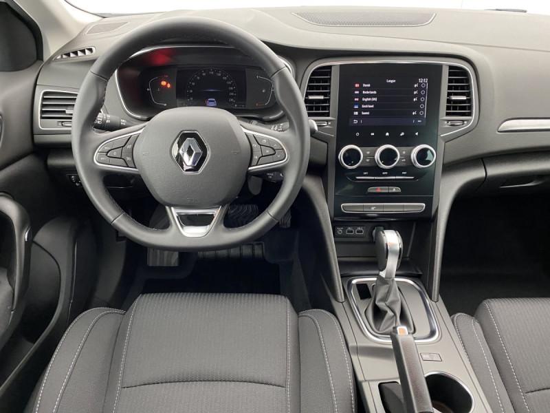 Renault Megane IV TCE 140 EDC FAP ZEN Blanc occasion à SAINT-GREGOIRE - photo n°11