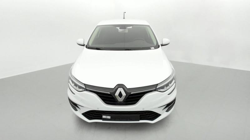 Renault Megane IV TCE 140 EDC FAP ZEN Blanc occasion à SAINT-GREGOIRE - photo n°2
