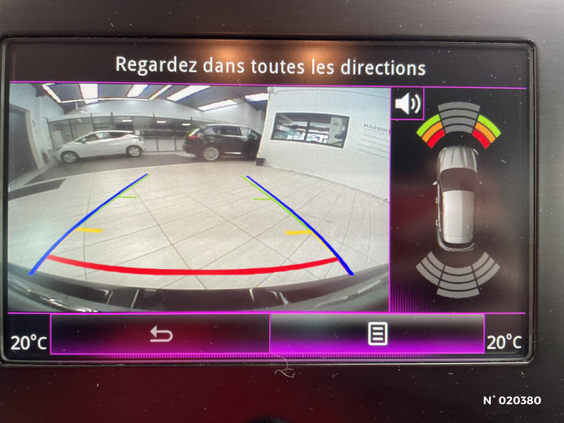 Renault Megane 1.2 TCe 100ch energy Limited Noir occasion à Saint-Léonard - photo n°13