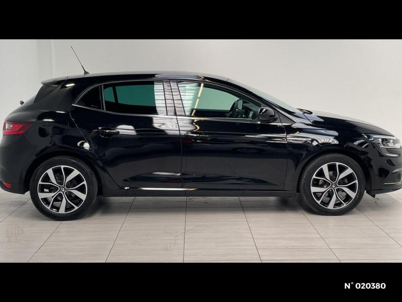 Renault Megane 1.2 TCe 100ch energy Limited Noir occasion à Saint-Léonard - photo n°7