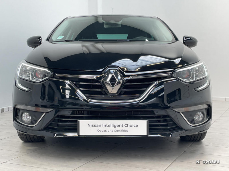 Renault Megane 1.2 TCe 100ch energy Limited Noir occasion à Saint-Léonard - photo n°2