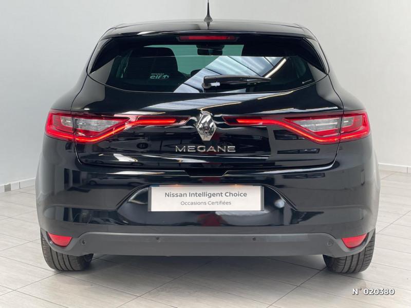 Renault Megane 1.2 TCe 100ch energy Limited Noir occasion à Saint-Léonard - photo n°3
