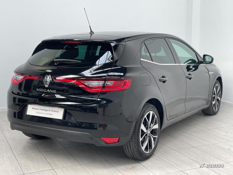Renault Megane 1.2 TCe 100ch energy Limited Noir occasion à Saint-Léonard - photo n°6