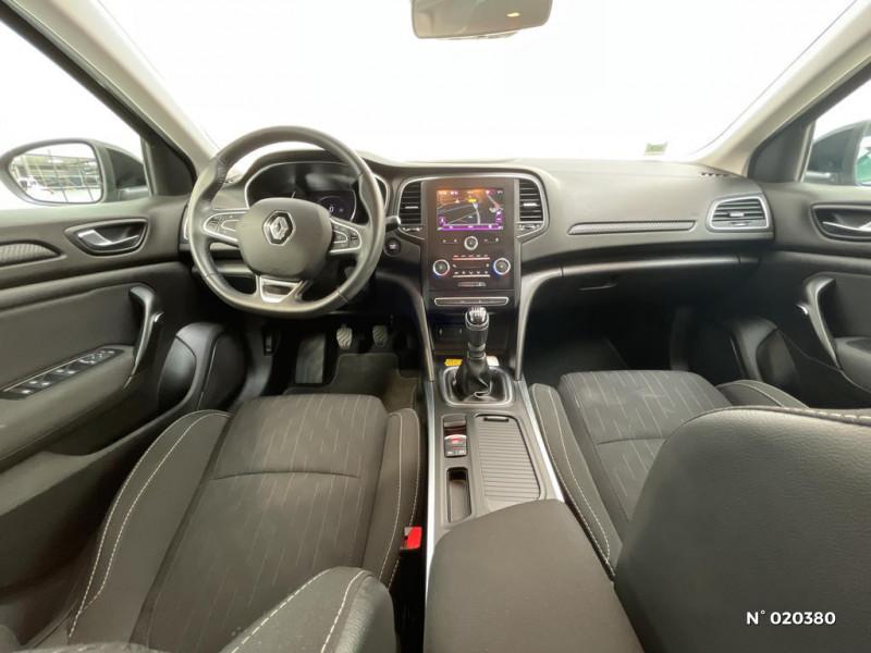 Renault Megane 1.2 TCe 100ch energy Limited Noir occasion à Saint-Léonard - photo n°10