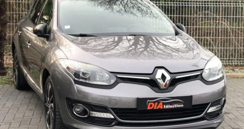 Renault Megane 1.2 TCE 130CH ENERGY BOSE Gris occasion à COLMAR