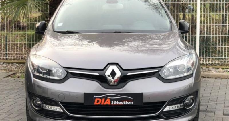 Renault Megane 1.2 TCE 130CH ENERGY BOSE Gris occasion à COLMAR - photo n°4