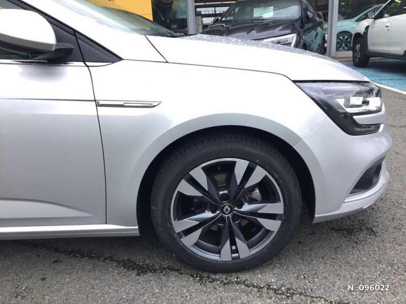 Renault Megane 1.3 TCe 140ch energy Intens Gris occasion à Compiègne - photo n°9