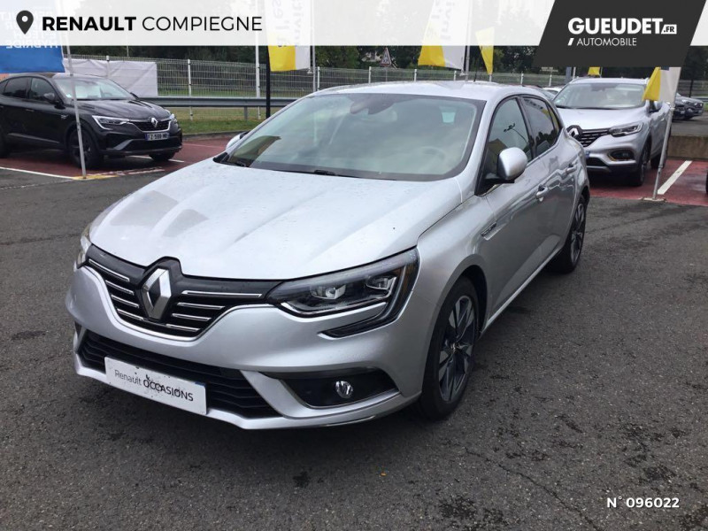 Renault Megane 1.3 TCe 140ch energy Intens Gris occasion à Compiègne