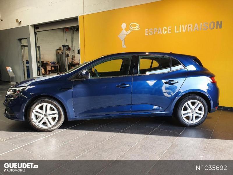 Renault Megane 1.3 TCe 140ch FAP Business Bleu occasion à Saint-Maximin - photo n°8